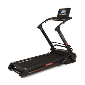 tapis roulant elettrico toorx power compact